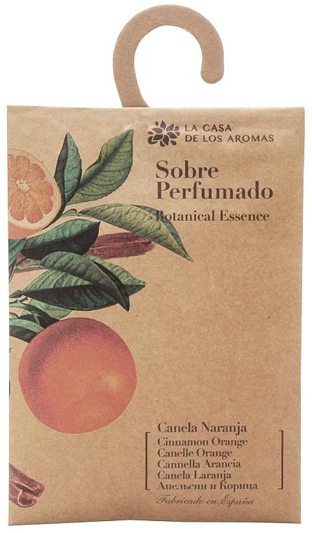 Duftbeutel Orange und Zimt - La Casa de Los Botanical Essence Cinnamon Orange