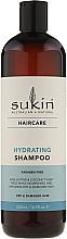 Düfte, Parfümerie und Kosmetik Feuchtigkeitsspendendes Shampoo für trockenes und strapaziertes Haar - Sukin Hydrating Shampoo