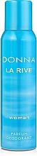 Düfte, Parfümerie und Kosmetik La Rive Donna - Deospray