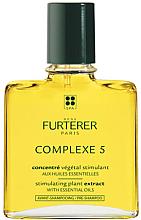 Düfte, Parfümerie und Kosmetik Regenerierender und tonisierender Pre-Shampoo-Komplex mit Lavendel- und Orangenöl - Rene Furturer Complex 5 Regenerating Plant Extract