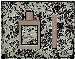 Düfte, Parfümerie und Kosmetik Gucci Bloom Nettare Di Fiori - Duftset (Eau de Parfum/100ml + Eau de Parfum/7.4ml)