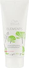 Düfte, Parfümerie und Kosmetik Leichte erneuernde Haarspülung - Wella Professionals Elements Lightweight Renewing Conditioner