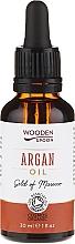 Düfte, Parfümerie und Kosmetik 100% Naturreines Arganöl - Wooden Spoon 100% Pure Argan Oil