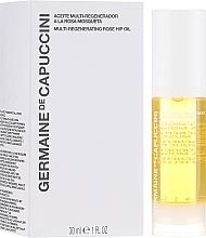Düfte, Parfümerie und Kosmetik Multi regenerierendes Hagebuttenöl - Germaine de Capuccini Options Universe Multi Regenerating Rose Hip Oil