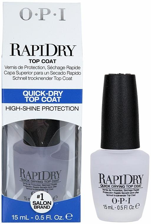 Schnelltrocknender Überlack - O.P.I RapiDry Top Coat