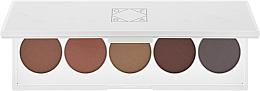 Düfte, Parfümerie und Kosmetik Augenbrauen-Palette - Ofra Signature Palette Eyebrow Quintet
