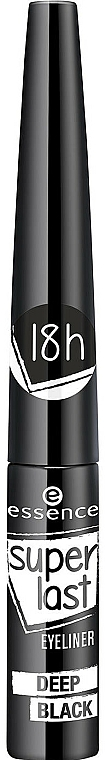 Liquid Eyeliner - Essence SuperLast Eyeliner Deep Black