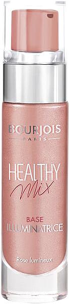 Illuminierende Grundierung - Bourjois Healthy Mix Glow Primer