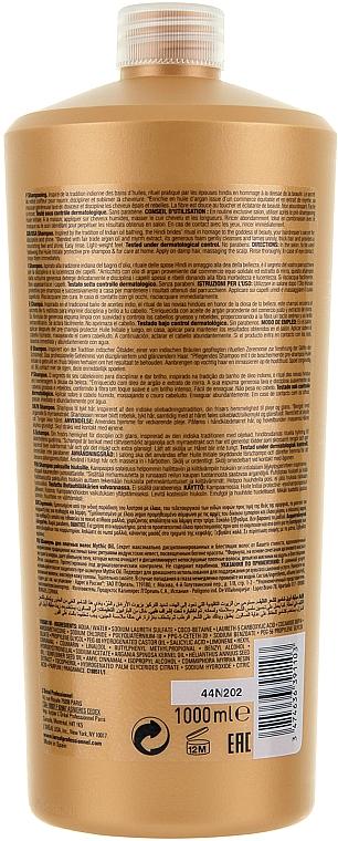 Shampoo für dickes Haar mit Arganöl und Myrrhe - L'Oreal Professionnel Mythic Oil Shampoo Thick Hair — Bild N3