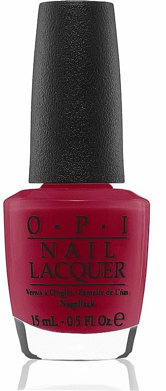 Nagellack - O.P.I Nail Lacquer Gwen Stefani Holiday 2014 Collection