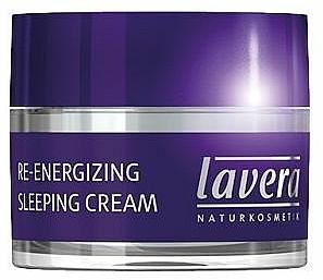 Energetisierende Nachtcreme - Lavera Re-Energizing Sleeping Cream — Bild N1