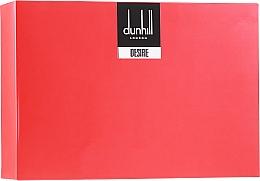 Düfte, Parfümerie und Kosmetik Alfred Dunhill Desire Red - Duftset (Eau de Toilette 100ml + Eau de Toilette 30ml + Deospray 195ml)