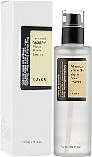 Düfte, Parfümerie und Kosmetik Feuchtigkeitsspendende Anti-Flaten Gesichtsessenz mit Schneckenschleim - Cosrx Advanced Snail 96 Mucin Power Essence