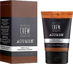 Düfte, Parfümerie und Kosmetik Pflegende Haarcreme für festen Halt - American Crew Acumen Firm Hold Grooming Cream