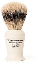 Düfte, Parfümerie und Kosmetik Rasierpinsel S376 - Taylor of Old Bond Street Shaving Brush Super Badger size L