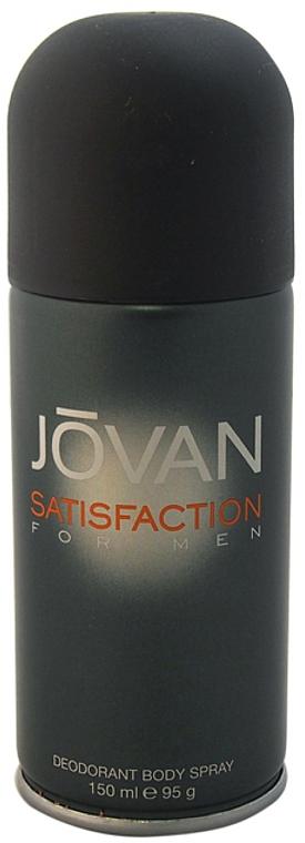 Jovan Satisfaction For Men - Deospray