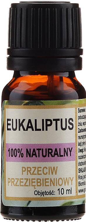 100% natürliches Eukalyptusöl - Biomika Eukaliptus Oil