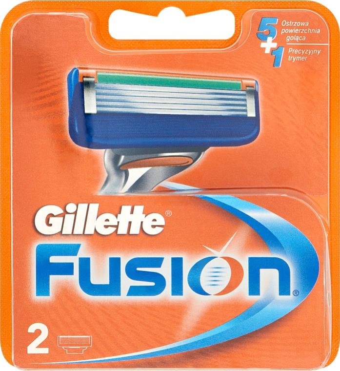Gillette Fusion ProGlide Ersatzklingen - Gillette Fusion