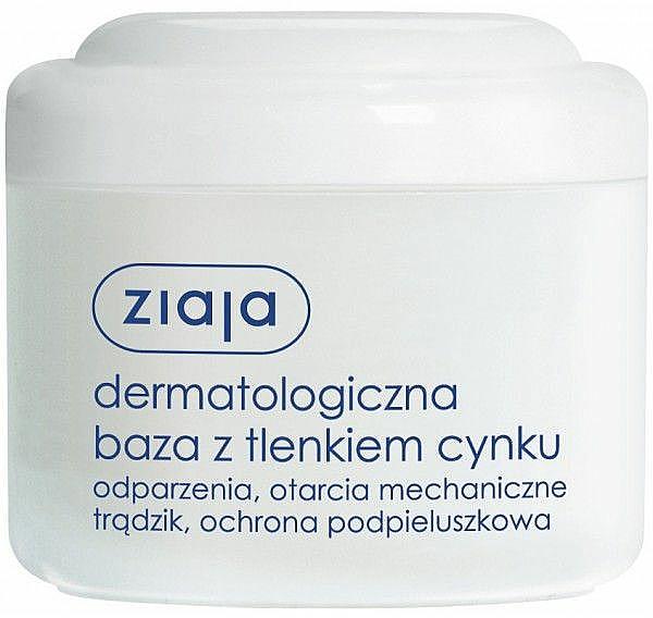 Dermatologische Schutzcreme mit Zinkoxid - Ziaja Body Care