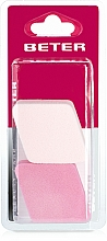 Düfte, Parfümerie und Kosmetik Schminkschwämme aus Latex 2 St. - Beter Beauty Care