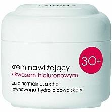 """Düfte, Parfümerie und Kosmetik Feuchtigkeitsspendende Gesichtscreme für trockene und normale Haut """"30+"""" - Ziaja Moisturizing Cream"""
