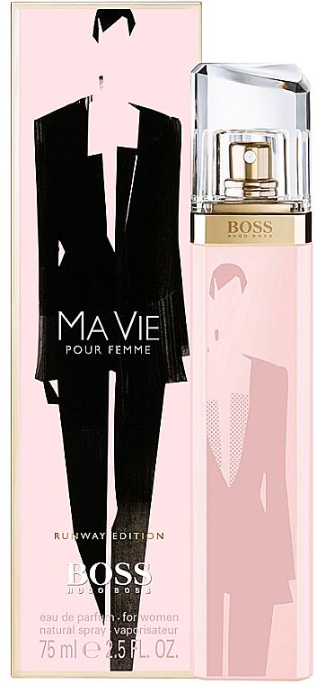 Hugo Boss Boss Ma Vie Pour Femme Runway Edition - Eau de Parfum