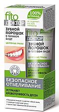 Düfte, Parfümerie und Kosmetik Zahnpulver mit Heilkraütern - Fito Kosmetik