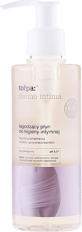 Gel für die Intimhygiene - Tolpa Dermo Intima Neutral Intimate Cleaneser