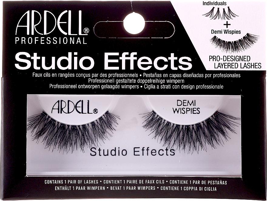 Künstliche Wimpern - Ardell Studio Effect Demi Wispies
