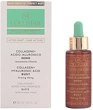 Düfte, Parfümerie und Kosmetik Straffendes Brustserum - Collistar Attivi Puri Collagene + Acido Ialuronico