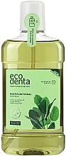 Düfte, Parfümerie und Kosmetik Mundspülung mit ätherischem Minzöl und Salbei-Extrakt - Ecodenta Multifunctional Mouthwash