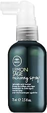 Düfte, Parfümerie und Kosmetik Haarspray für mehr Volumen mit Bergamotte, Zitrone und weißem Salbei - Paul Mitchell Tea Tree Lemon Sage Thickening Spray