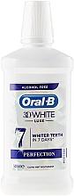 Düfte, Parfümerie und Kosmetik Mundwasser - Oral-b 3D White Luxe Perfection