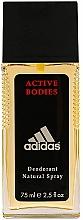 Düfte, Parfümerie und Kosmetik Adidas Active Bodies - Parfümiertes Körperspray