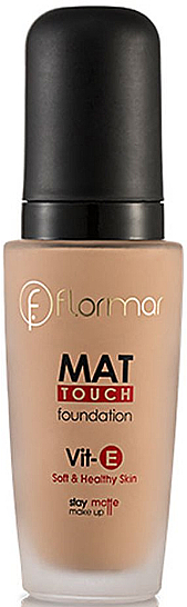 Mattierende Foundation - Flormar Mat Touch Foundation