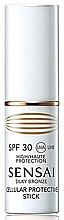 Düfte, Parfümerie und Kosmetik Sonnenschutz-Stick für das Gesicht SPF 30 - Kanebo Sensai Cellular Protective Stick