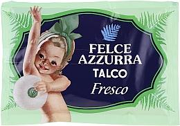 Düfte, Parfümerie und Kosmetik Körperpuder Fresh - Felce Azzurra Talc for the body (Refill)