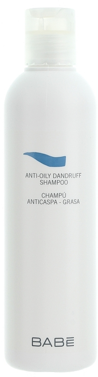 Anti-Schuppen Shampoo für fettige Kopfhaut - Babe Laboratorios Anti-Oily Dandruff Shampoo
