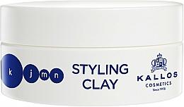 Düfte, Parfümerie und Kosmetik Haarstyling-Tonerde - Kallos Cosmetics KJMN Styling Clay