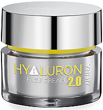 Düfte, Parfümerie und Kosmetik Anti-Aging Gesichtscreme mit Hyaluron - Alcina Hyaluron 2.0 Face Cream