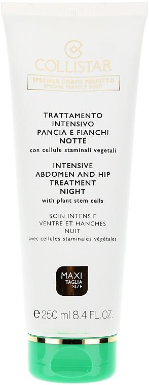 Anti-Cellulite-Nachtgel - Collistar Abdomen and Hip Intensive Treatment Night 250ml