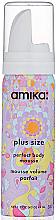 Düfte, Parfümerie und Kosmetik Haarmousse mit Sanddorn-Extrakt - Amika Plus Size Perfect Body Mousse