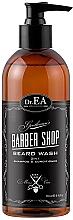 Düfte, Parfümerie und Kosmetik 2in1 Bartshampoo und Conditioner mit Arganöl - Dr. EA Barber Shop Beard Wash 2 in1 Shampoo & Conditioner