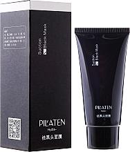 Düfte, Parfümerie und Kosmetik Schwarze Gesichtsmaske gegen Mitesser - Pilaten Hydra Suction Black Mask