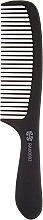 Düfte, Parfümerie und Kosmetik Professioneller Haarkamm 19,5 cm - Ronney Professional Carbon Comb Line 082
