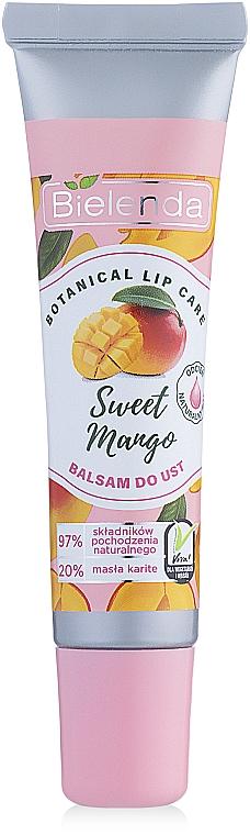 Lippenbalsam Sweet Mango - Bielenda Sweet Mango Lip Balm