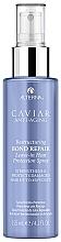 Düfte, Parfümerie und Kosmetik Restrukturierendes und stärkendes Spray mit Thermoschutz für strapaziertes Haar ohne Ausspülen - Alterna Caviar Anti-Aging Restructuring Bond Repair Leave-in Heat Protection Spray