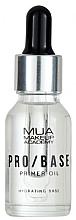 Düfte, Parfümerie und Kosmetik Primer-Öl für perfektes Make-up - Mua Pro/ Base Primer Oil
