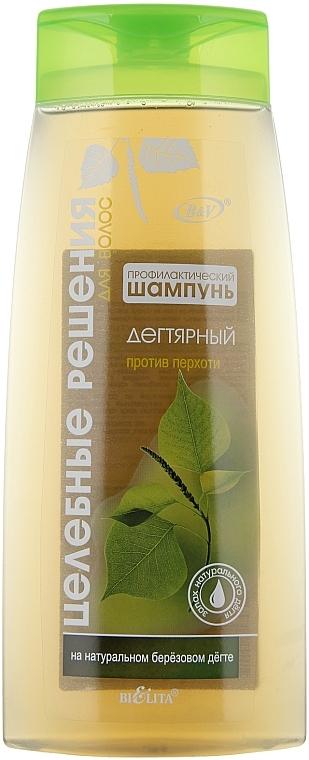 Shampoo gegen Schuppen mit Teer - Bielita Anti-Dandruff Shampoo