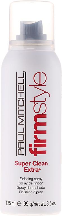 "Haarlack ""Starker Halt"" - Paul Mitchell Firm Style Super Clean Extra"